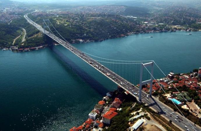 Fatih Sultan Mehmet (FSM) Köprüsü'nde 27 Haziran'dan İtibaren Bazı Şeritler Trafiğe Kapatılıyor