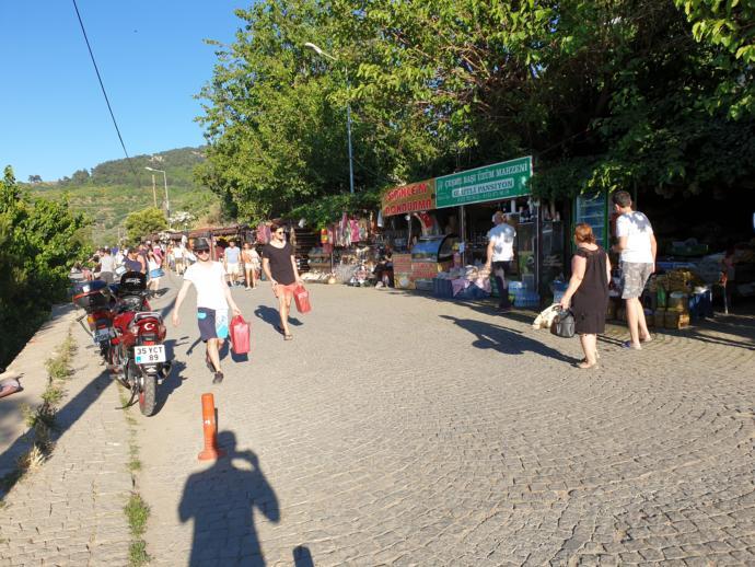 Şirin sokakları