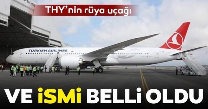THY, Yeni Uçağına Şehit Eren Bülbül'ün Memleketi