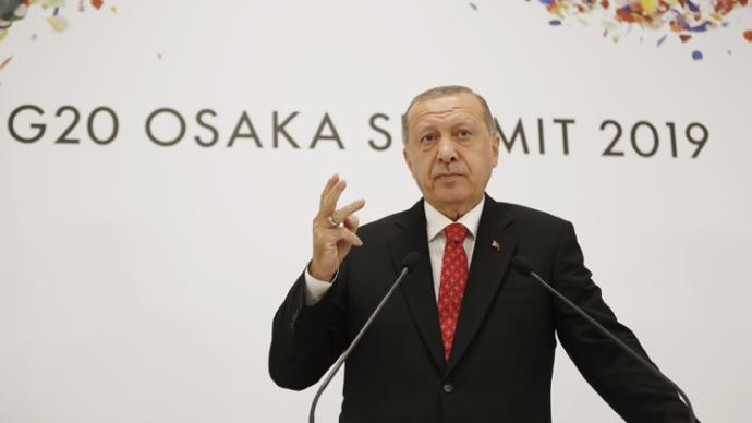Erdoğan: S-400 Konusunda Yaptırım Yok, Böyle Bir Şeyin Olmayacağını Trump'ın Kendisinden Dinledik!