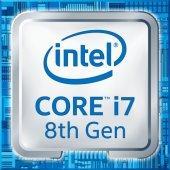 Intel i7-8700K 3.7 GHz 12M 1151p-V.8 Fansız - Tray