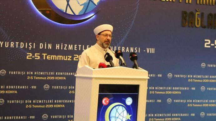 Diyanet İşleri Başkanı Prof. Dr. Ali Erbaş: 'Onur Yürüyüşü' Algı Operasyonu ve Aldatmacadır