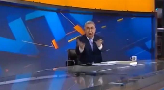 NTV Spikeri Oğuz Haksever