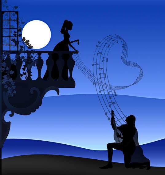 Evet serenat sevdiğinize kendi sesiniz ve ahenginizle açacağınız güzel bir aşk resitali.