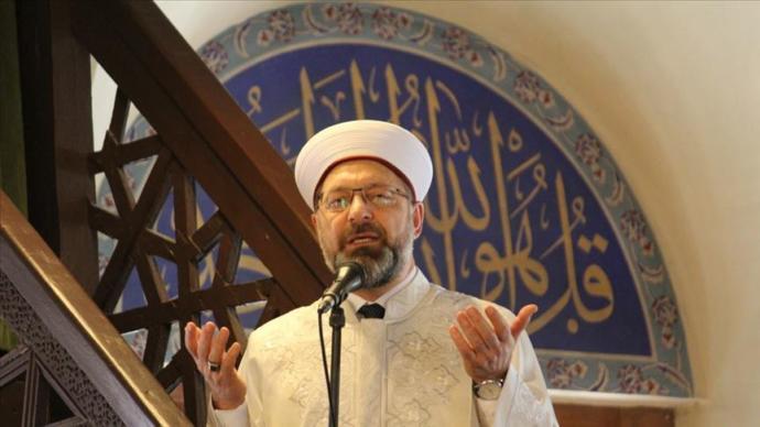 Diyanet İşleri Başkanı Prof. Dr. Ali Erbaş (Konya)