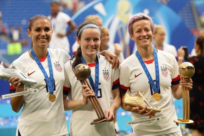 FİFA Kadınlar Dünya Kupasının Müthiş Şampiyonu: Amerika!