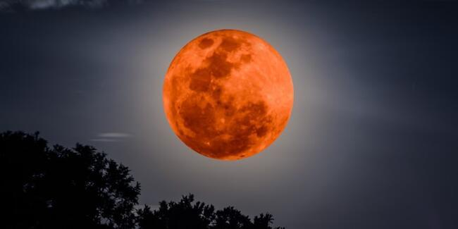 Tam Ay Tutulmasını Kaçırmayın!