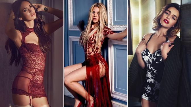 Güzel ve Seksi Olabilmek İçin Uzun Boyun Şart Olmadığını Kanıtlayan Ünlü Kadınlar!