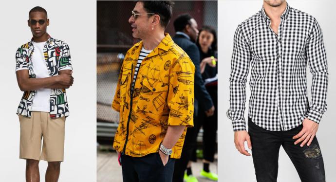 Sezon Trendi: Baskılı Gömlek