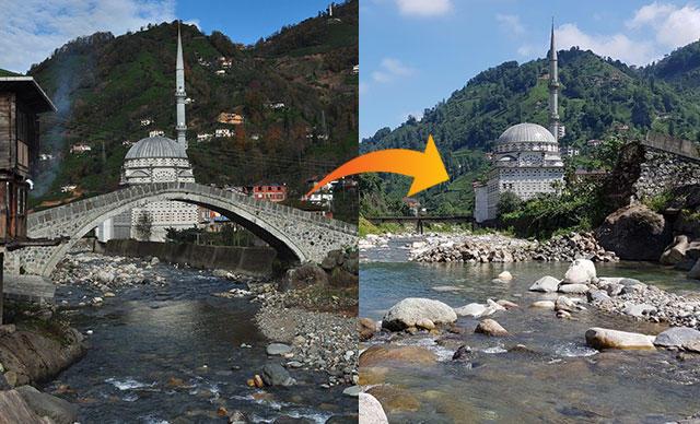 Ambarlık Kemer Köprü (Rize)