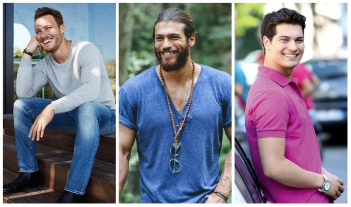 Bembeyaz Dişleri ile Karizmayı Zirveye Taşıyan Ünlü Türk Erkekleri