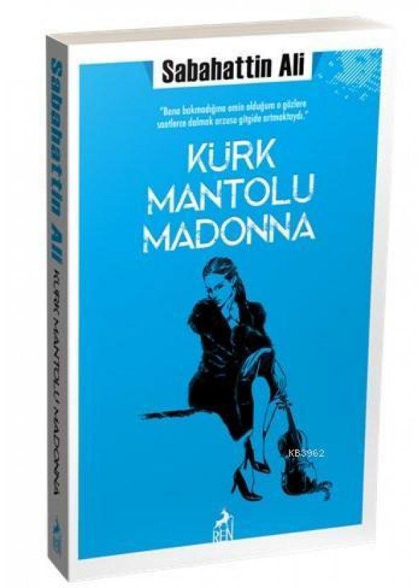 ☀ Kitap: Kürk Mantolu Madonna - Sabahattin Ali