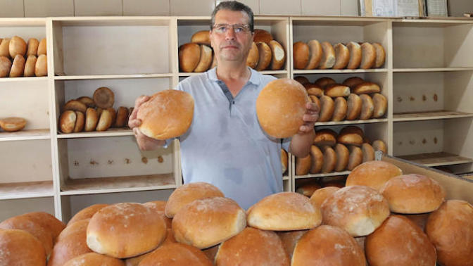 Ucuz Ekmek Satan Fırıncı Mahkeme Kararı ile Zam Yapmak Zorunda Kaldı! (Bursa)