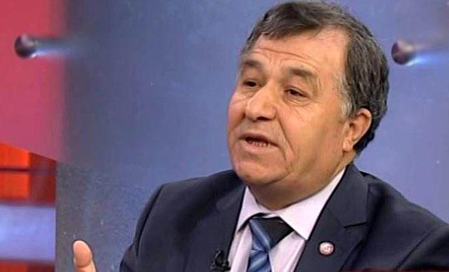 Prof. Dr. Ömer Akın (Matematikçiler Derneği Başkanı)