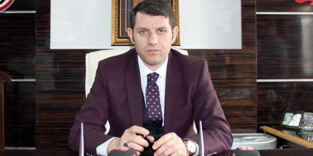 Sivas Valisi Salih Ayhan