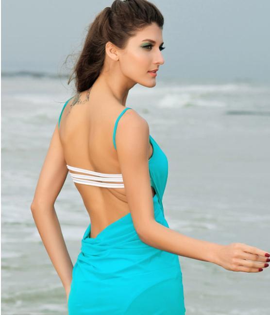 Kadın Plaj Elbisesi