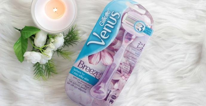 Gilette Venus Breeze Tıraş Makinesi