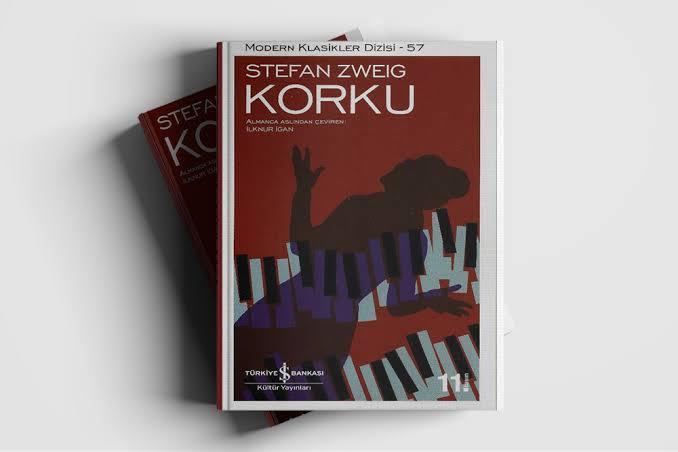Kitap; Stefan Zweig- Korku