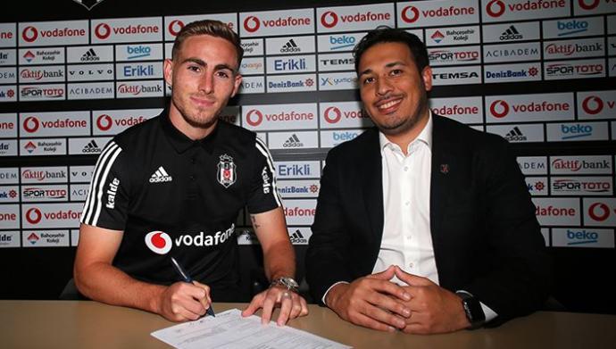 Tyler Boyd, Beşiktaş ile 4 Yıllık Sözleşme İmzaladı