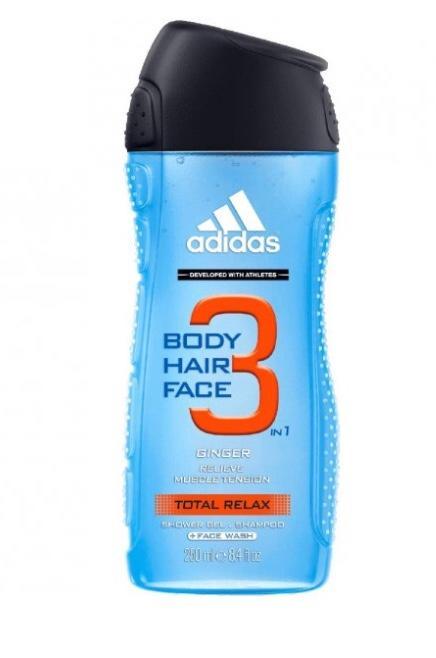 Adidas Hair & Body