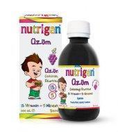 Nutrigen üzüm çekirdeği ekstreli 200 ml şurup