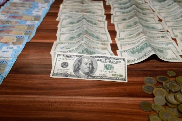 Suriyeli Dilencinin Üzerinden 5500 Dolar Çıktı!