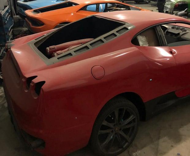 Sahte Ferrari
