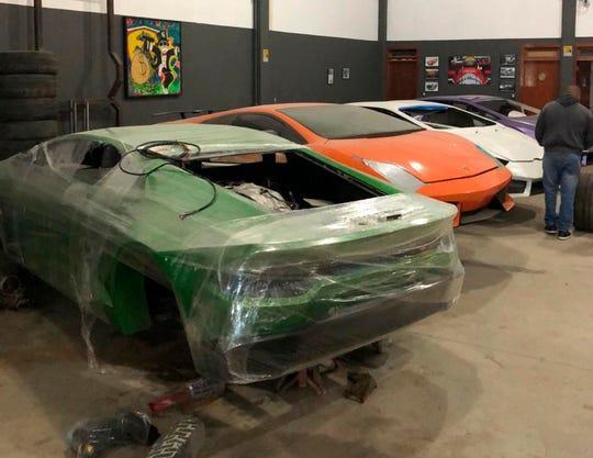 Brezilya'da Sahte Ferrari ve Lamborghini Üreten Fabrika Kapatıldı!
