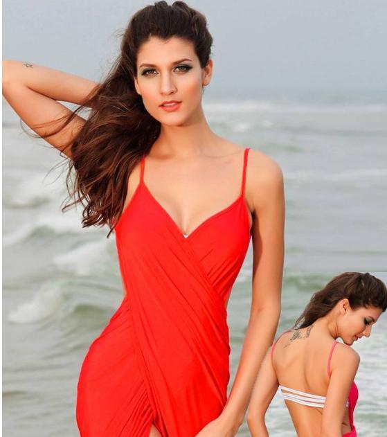 Mite Love Kadın Plaj Elbisesi