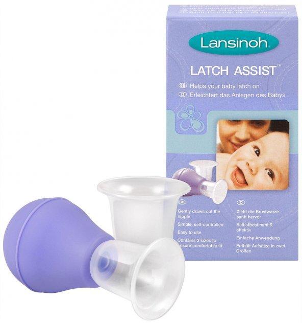 Lansinoh Latch Assist Göğüs Ucu Çıkarıcı