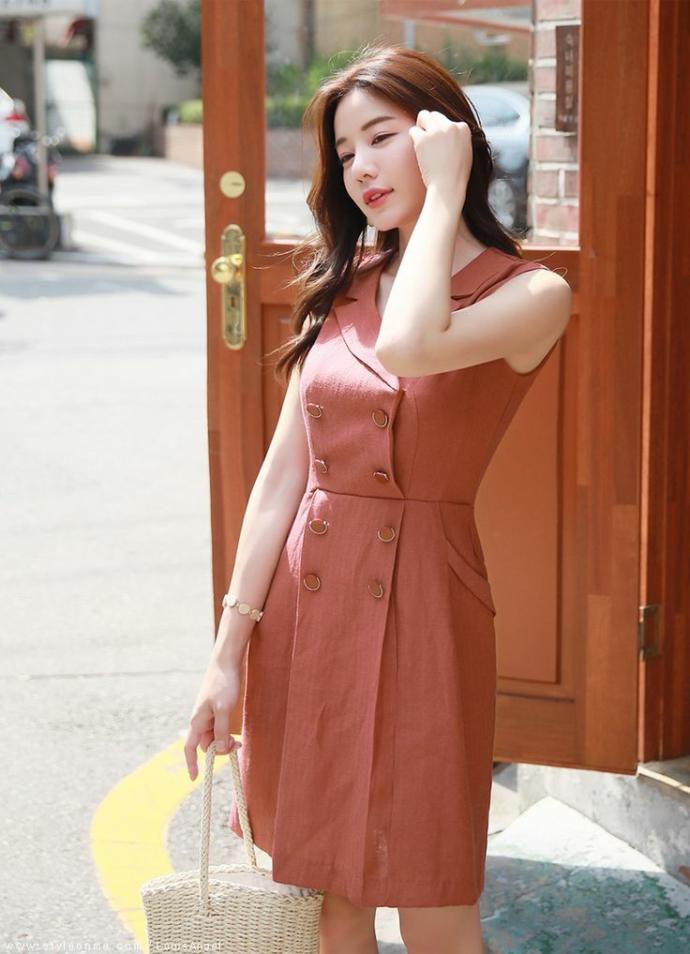 Koreliler kıyafet konusunda gerçekten çok iyiler. Elimden geldiğince zarif kıyafetler seçtim.