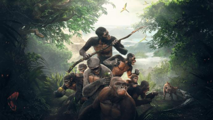 Maymunların Hayatı: Ancestors The Humankind Odyssey