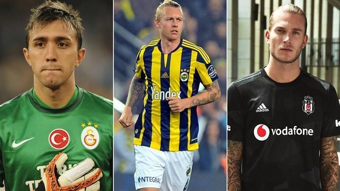 Ligimizin Görüntü Kalitesini Artıran Birbirinden Yakışıklı Futbolcular