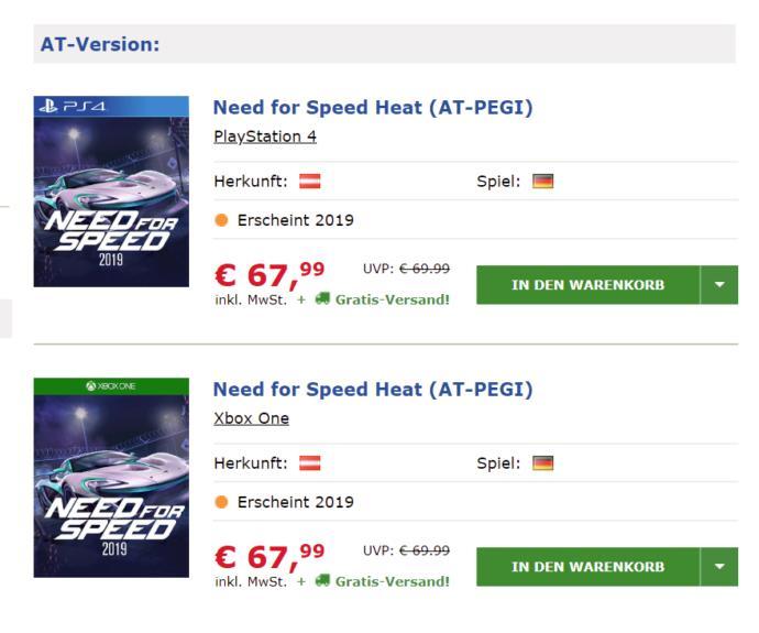Yeni Need For Speed Oyununun İsmi Belli Oldu!