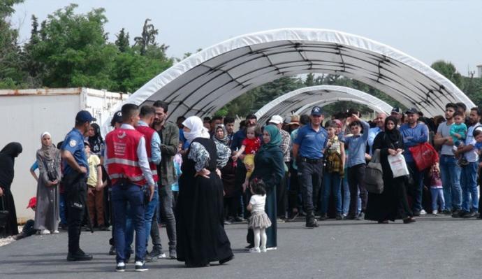 Valilik, İstanbul'dan Gönderilen Suriyeli Sayısını Açıkladı