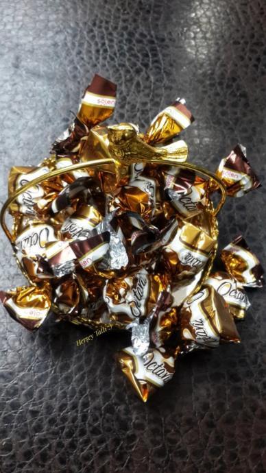 Şölen Octavia Dolgulu Çikolata 500 Gr