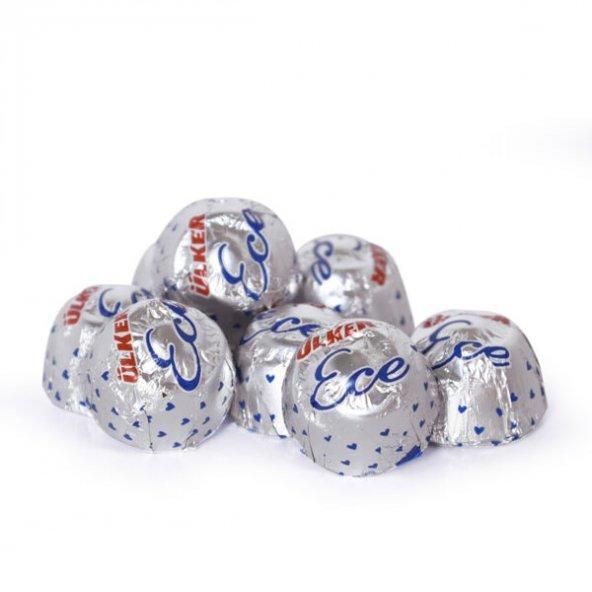 Ülker Ece Efsanesi Fındıklı ve Sütlü Çikolata 500 Gr