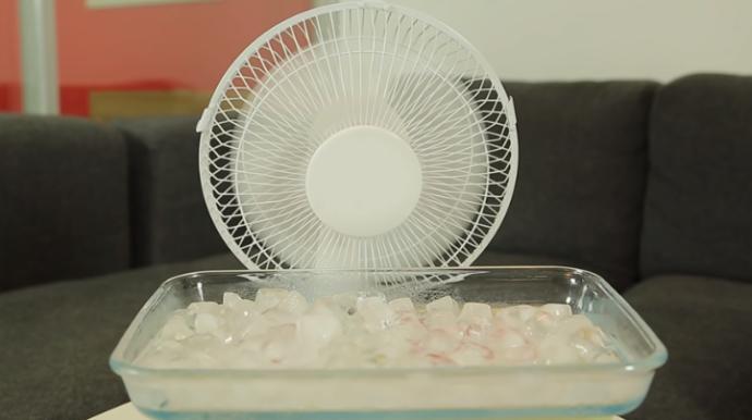 Yazın Sıcağında Serinlemek İçin 4 Yöntem