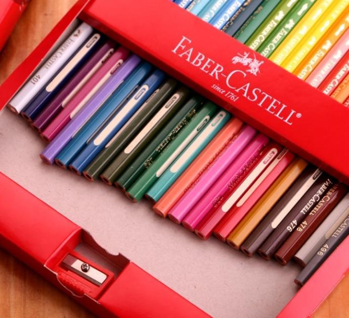 Faber Castell- Okul Gereçleri Seti