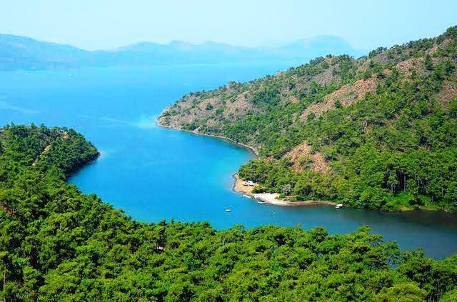 Türkiye'de Tatilin Tadını Çıkarabileceğiniz 5 Mükemmel Yer