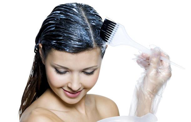 Saç Boyama Fırçası