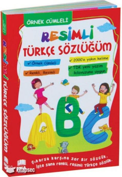 TDK resimli Türkçe sözlük