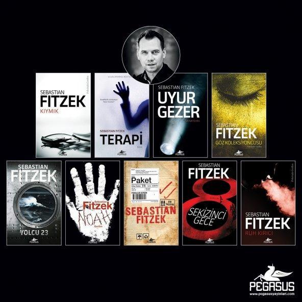 Sebastian Fitzek 9 Kitap