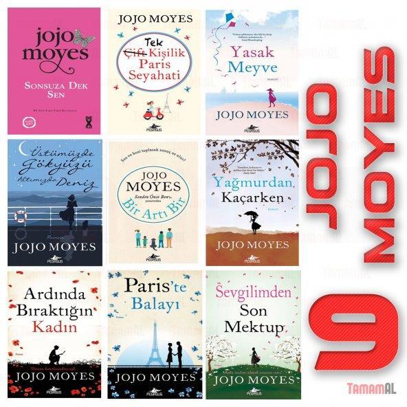 Jojo Moyes 9 Kitap