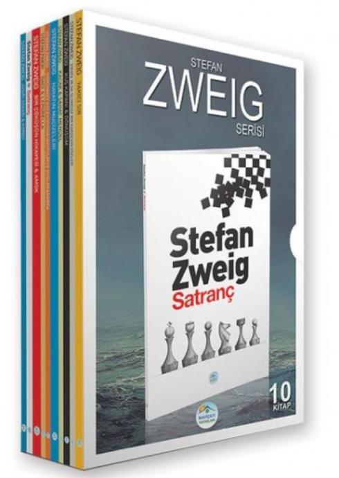 Stefan Zweig 10 Kitap