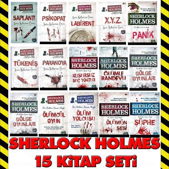 Sherlock Holmes 15 Kitap