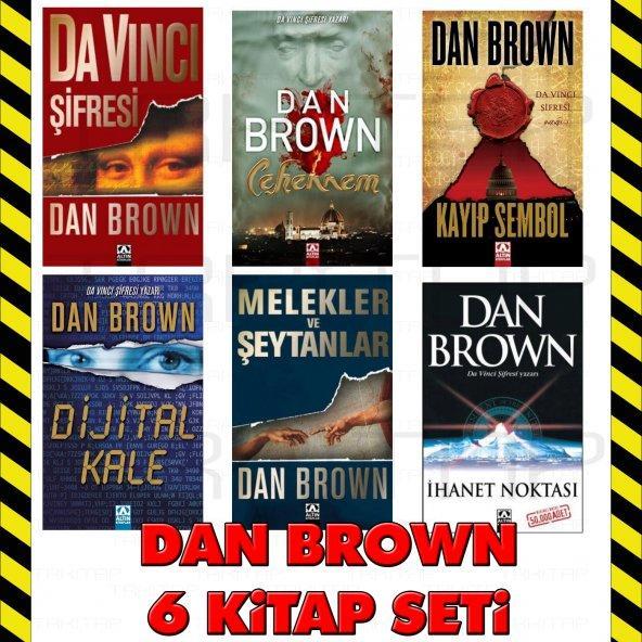 Dan Brown 6 Kitap