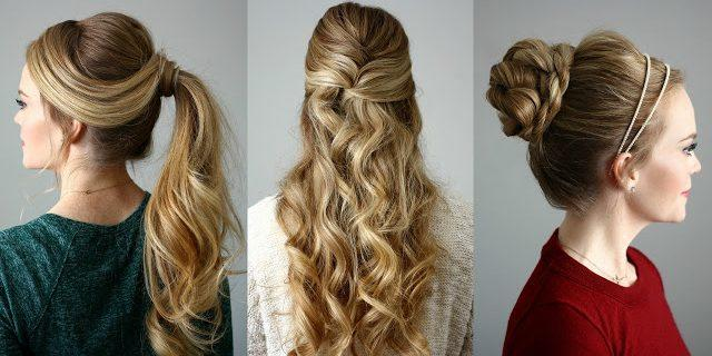 Saç Şekillendirme Fikirleri