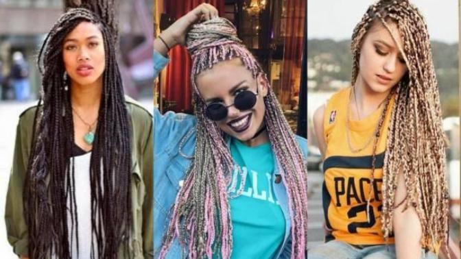 Son Zamanların En Beğenilen Saç Trendi, Afrika Örgüsü Hakkında Her Şey!