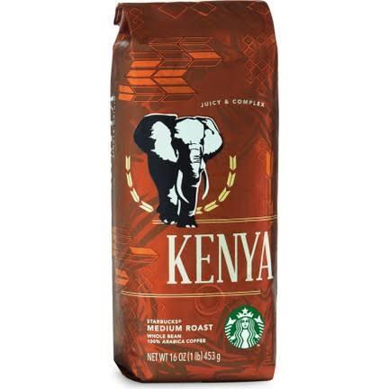 Starbucks Kenya Filtre Kahve
